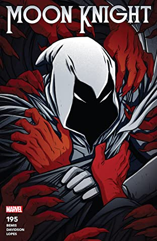 Moon Knight (2017-2018) #195