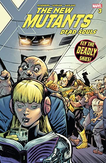 New Mutants: Dead Souls (2018-) No.3 (sur 6)