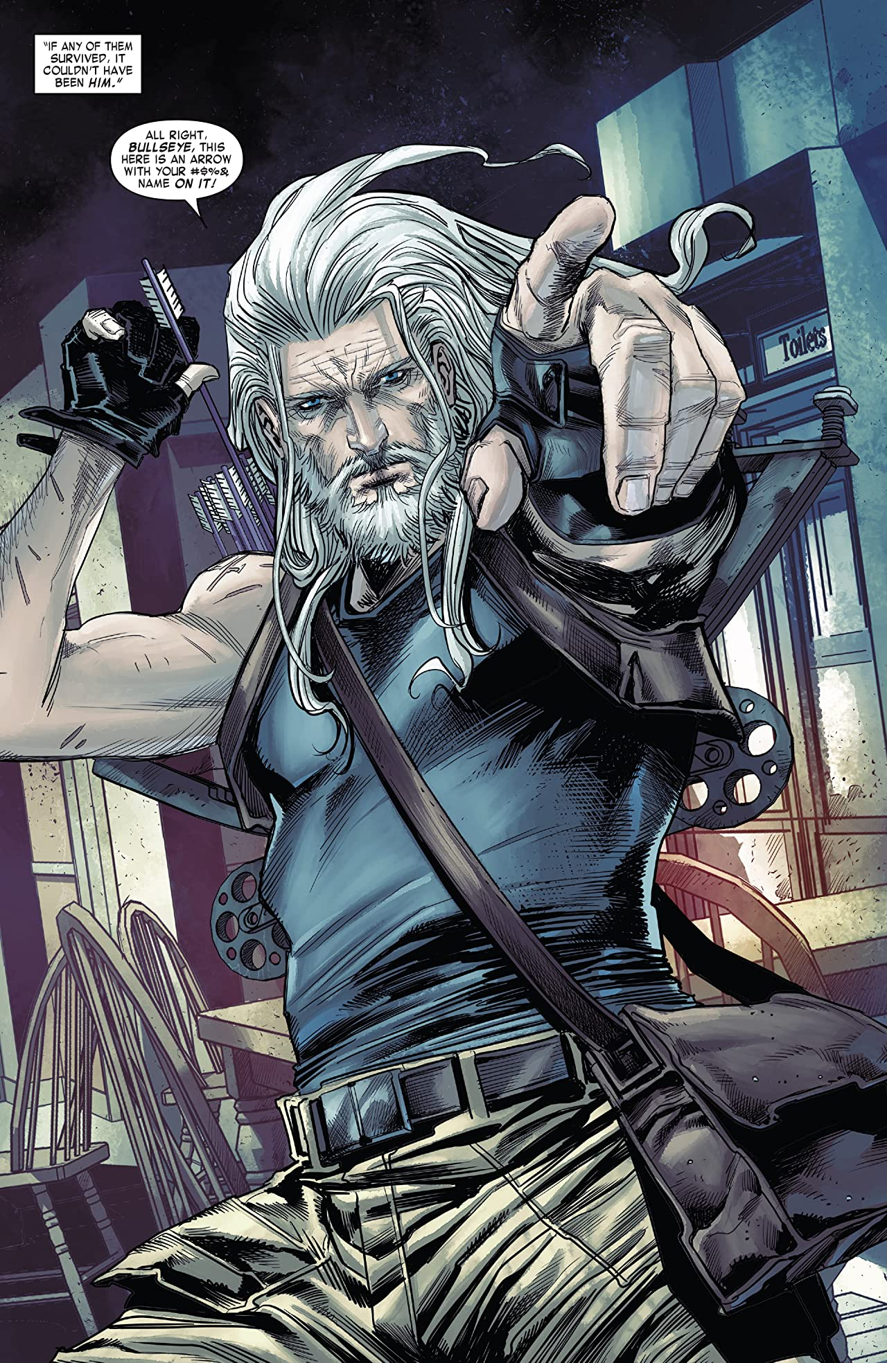 Old Man Hawkeye (2018) #5 (of 12)
