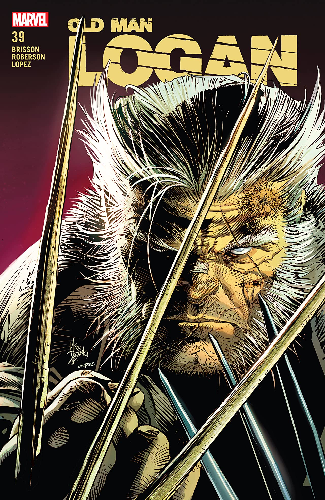 Old Man Logan (2016-) No.39