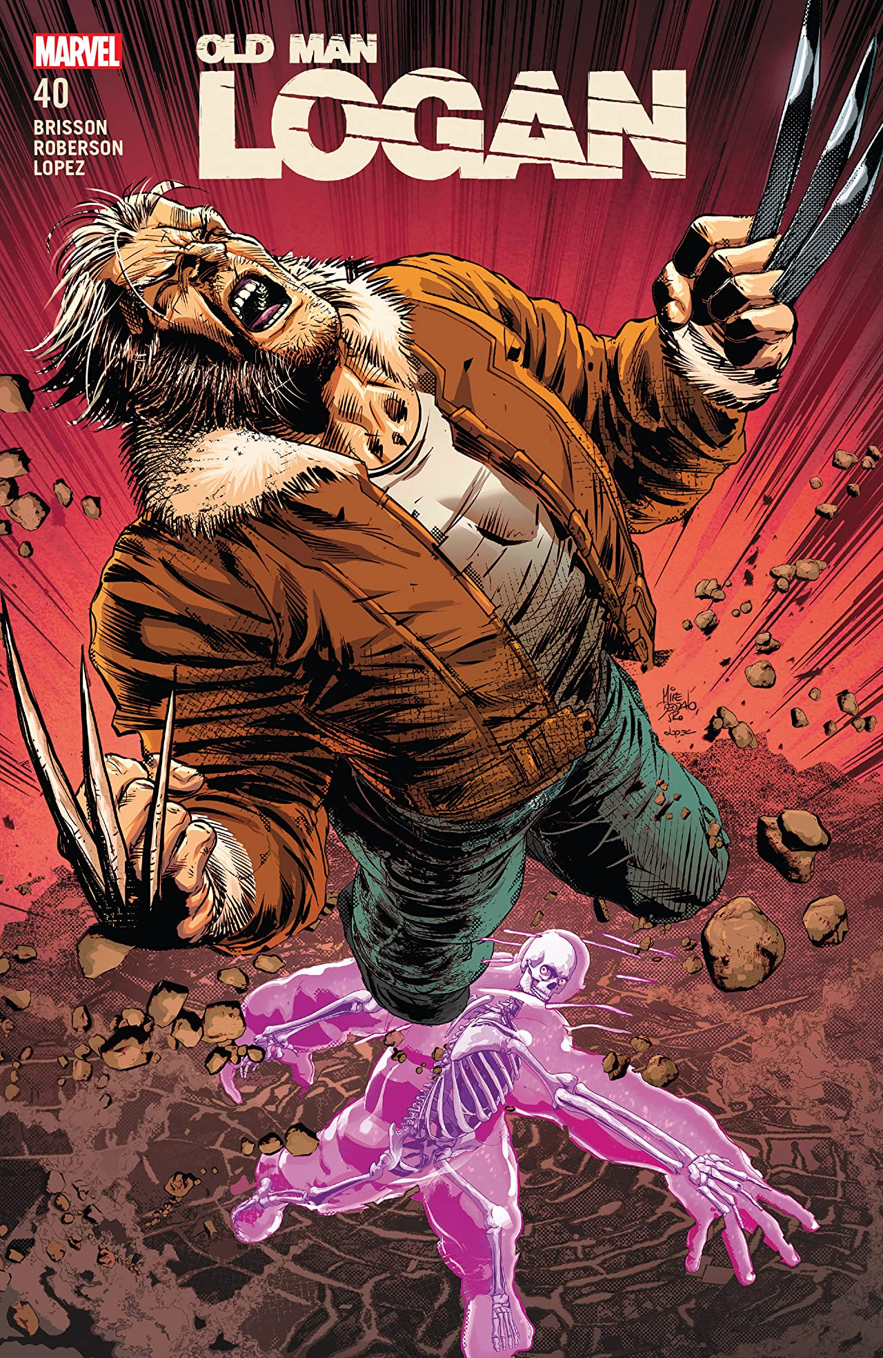 Old Man Logan (2016-) No.40