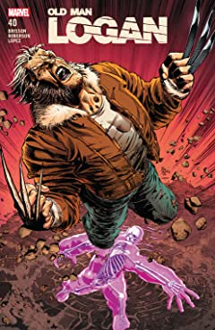 Old Man Logan (2016-) #40