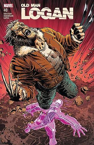 Old Man Logan (2016-2018) #40