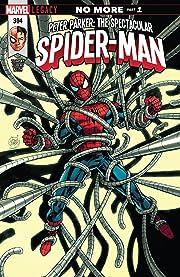 Peter Parker: The Spectacular Spider-Man (2017-2018) #304