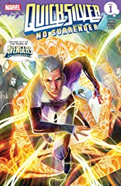 Quicksilver: No Surrender (2018) No.1 (sur 5)
