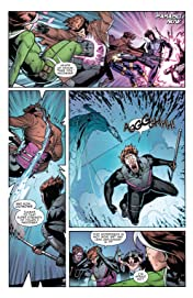 Rogue & Gambit (2018) #5 (of 5)
