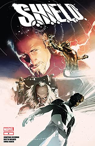 S.H.I.E.L.D. by Hickman & Weaver (2018) #5 (of 6)
