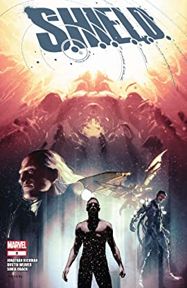S.H.I.E.L.D. by Hickman & Weaver (2018) #6 (of 6)