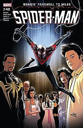 Spider-Man (2016-2018) #240