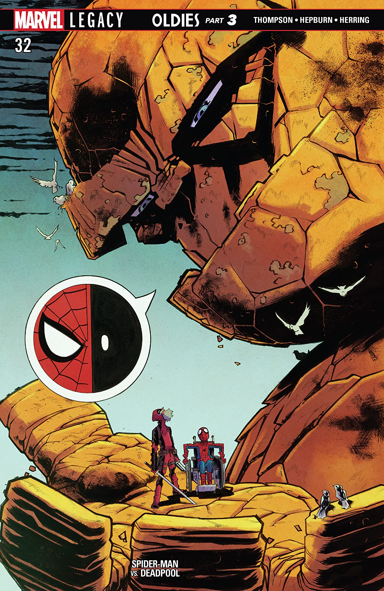 Spider-Man/Deadpool (2016-) No.32