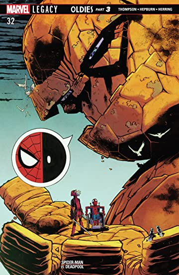 Spider-Man/Deadpool (2016-) #32