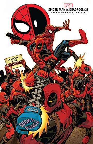 Spider-Man/Deadpool (2016-) #33