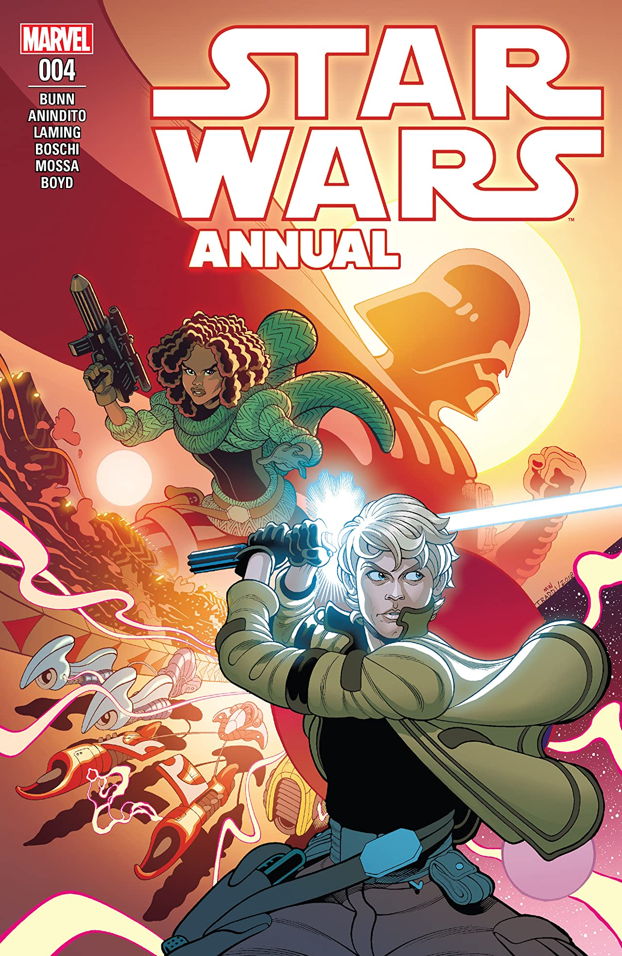 Star Wars (2015-) Annual No.4