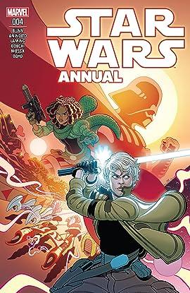 Star Wars (2015-2019) Annual #4