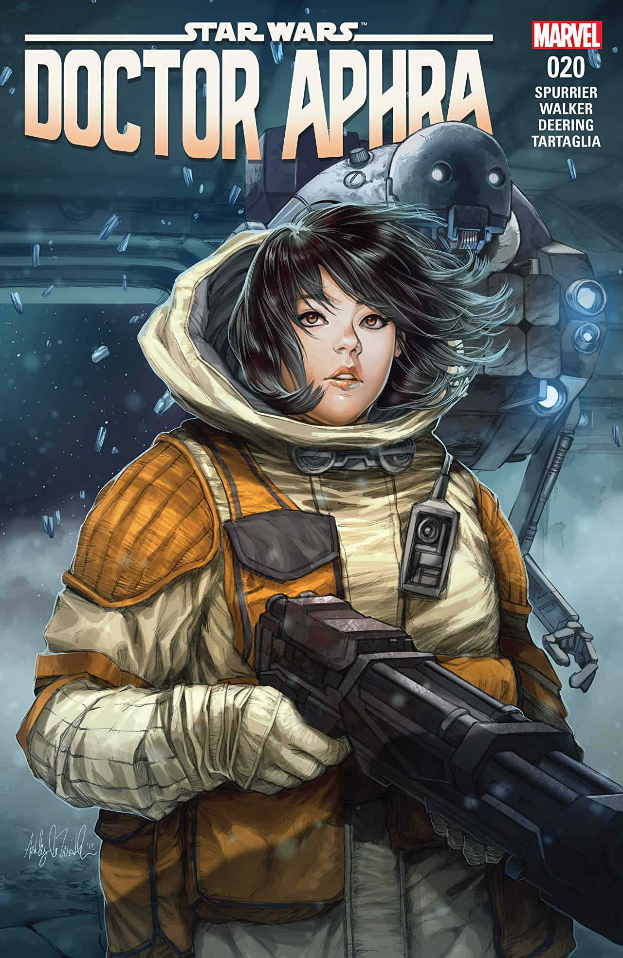 Star Wars: Doctor Aphra (2016-) No.20