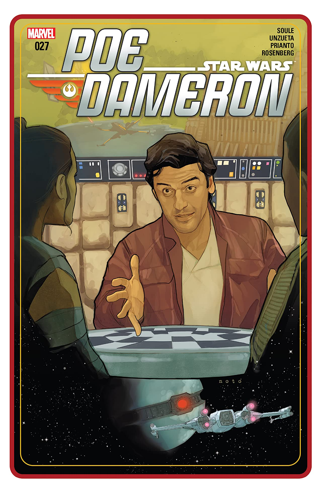 Star Wars: Poe Dameron (2016-) No.27