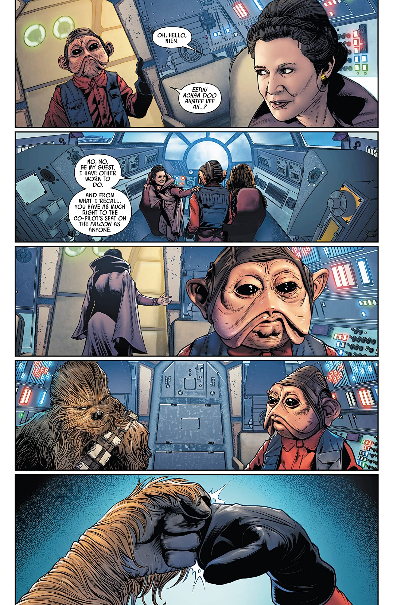 Star Wars: Poe Dameron (2016-2018) #27