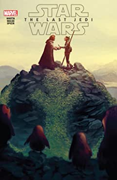 Star Wars: The Last Jedi Adaptation (2018) #1 (of 6)