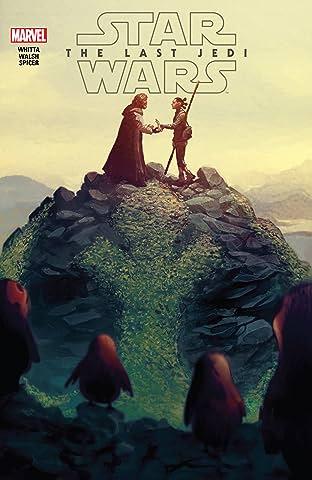 Star Wars: The Last Jedi Adaptation (2018) No.1 (sur 6)