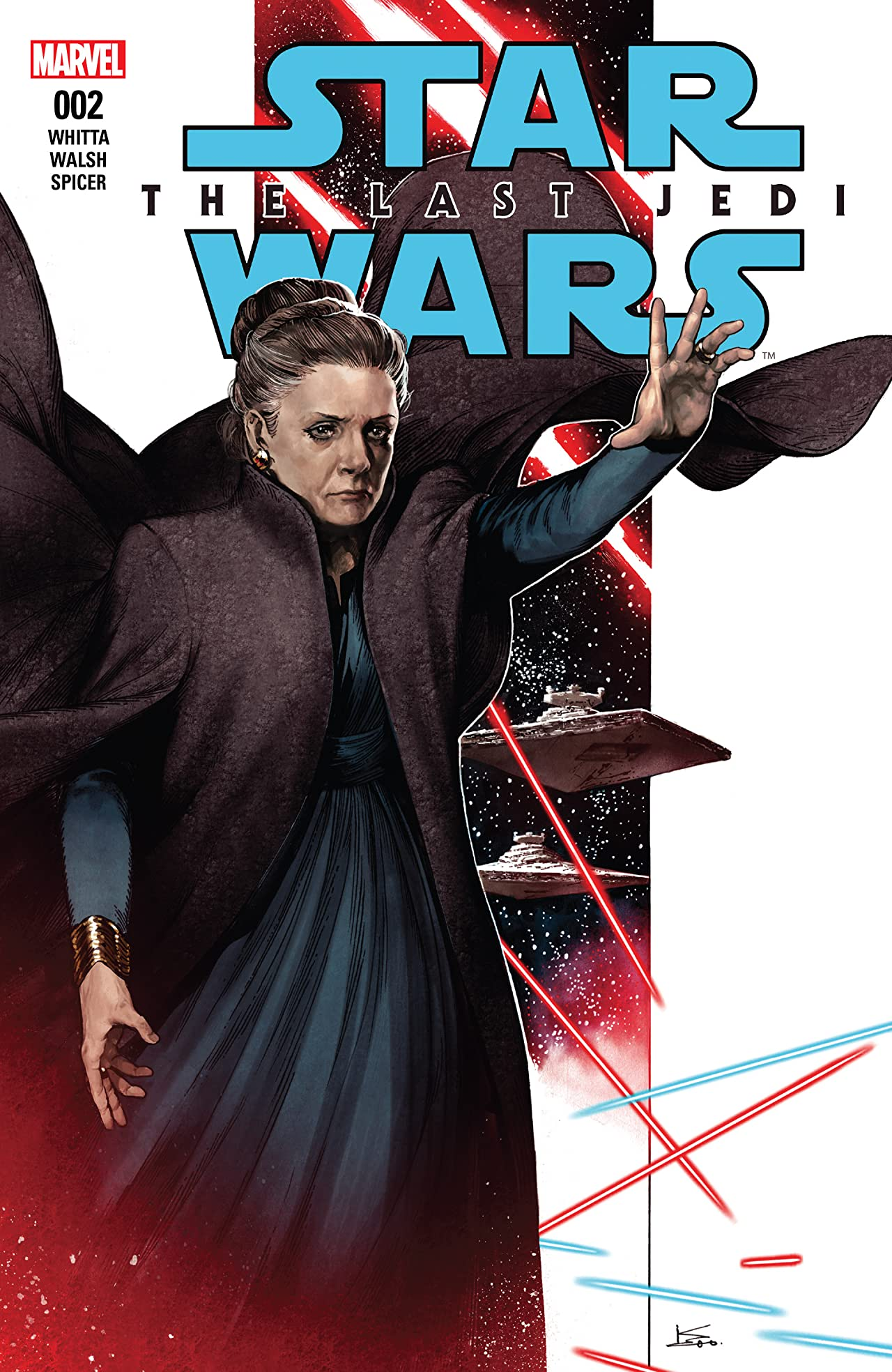 Star Wars: The Last Jedi Adaptation (2018) No.2 (sur 6)