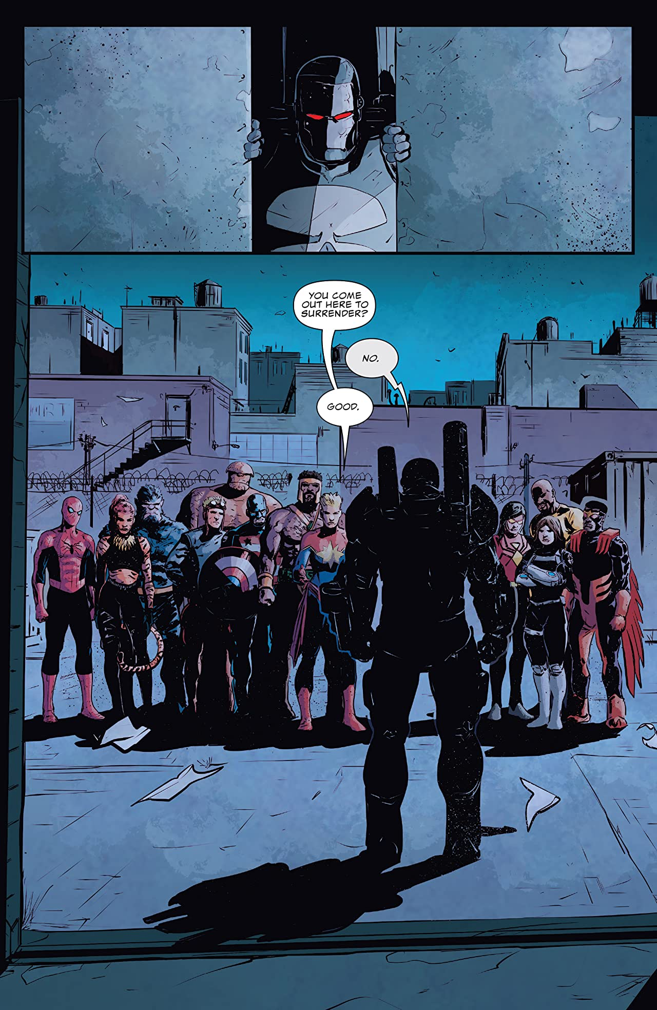 The Punisher (2016-) #225