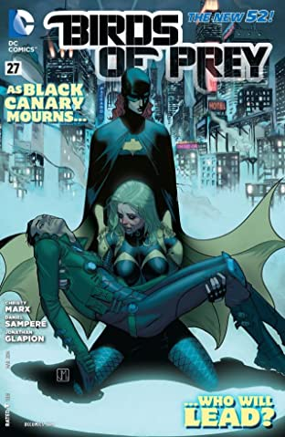 Birds of Prey (2011-2014) #27