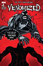 Venomized (2018) #5 (of 5)