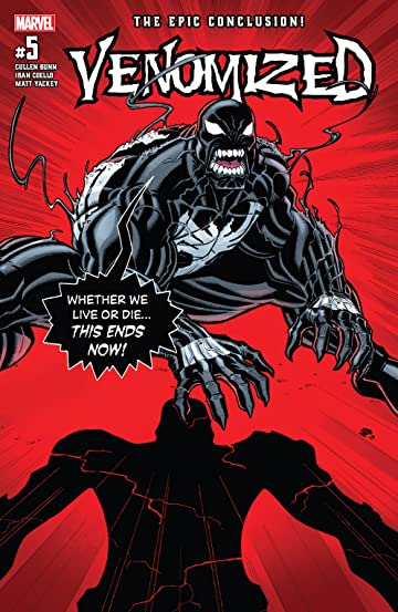 Venomized (2018) No.5 (sur 5)
