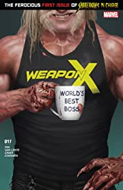 Weapon X (2017-2018) #17