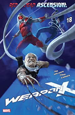 Weapon X (2017-) #18