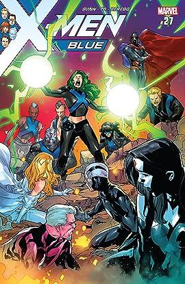 X-Men Blue (2017-2018) #27