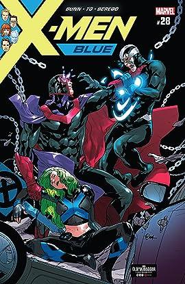X-Men Blue (2017-2018) #28