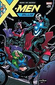 X-Men Blue (2017-) #28