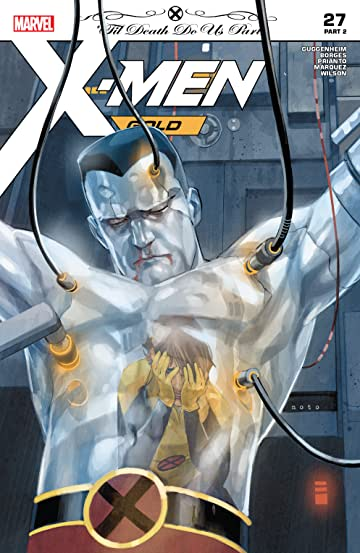 X-Men Gold (2017-) No.27