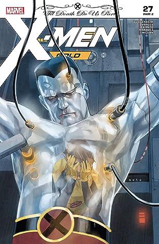 X-Men Gold (2017-) #27