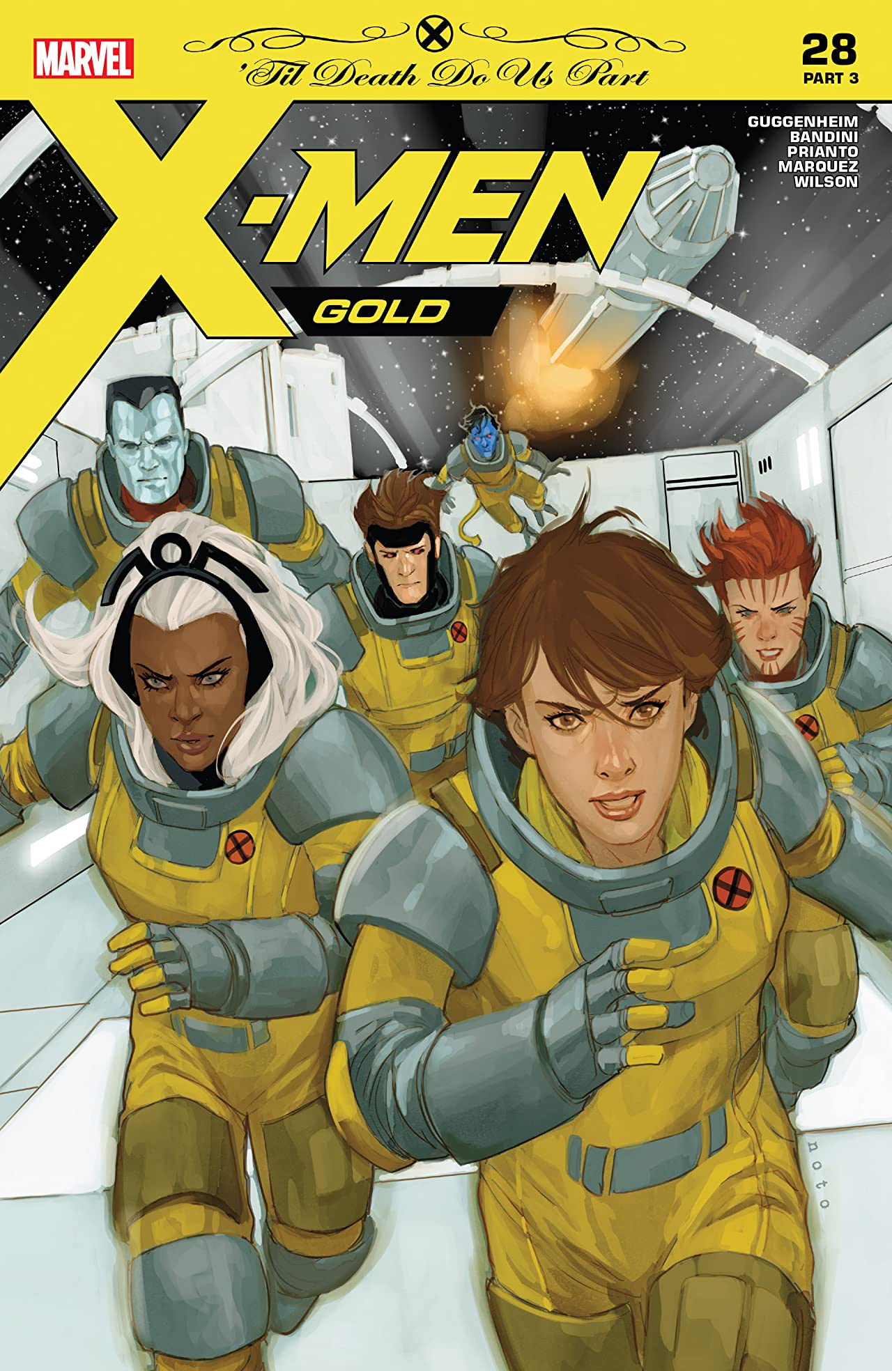 X-Men Gold (2017-) No.28