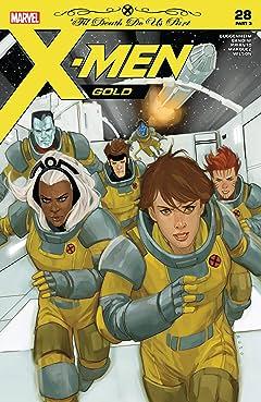 X-Men Gold (2017-) #28