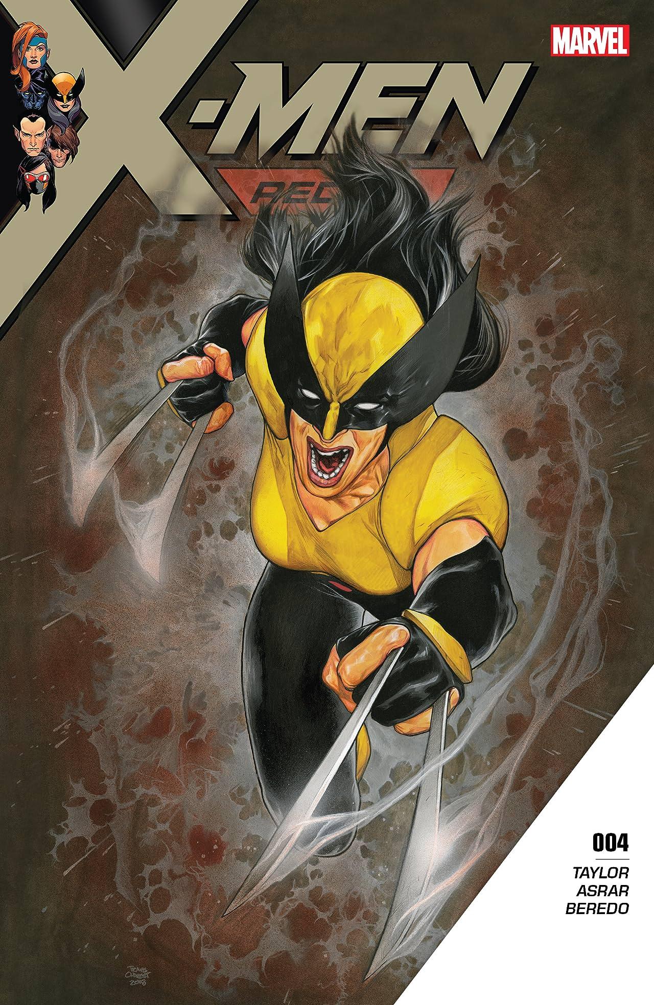 X-Men Red (2018-) #4
