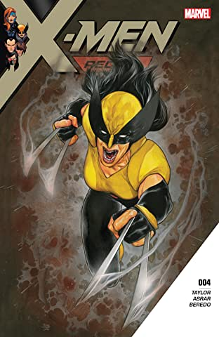 X-Men Red (2018-) No.4