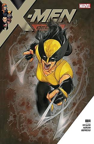 X-Men Red (2018) #4