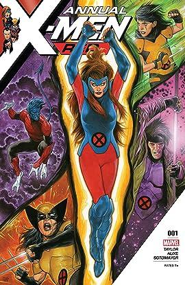 X-Men Red (2018) Annual #1