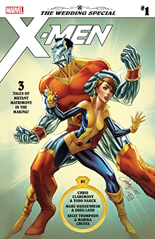 X-Men: The Wedding Special (2018) #1