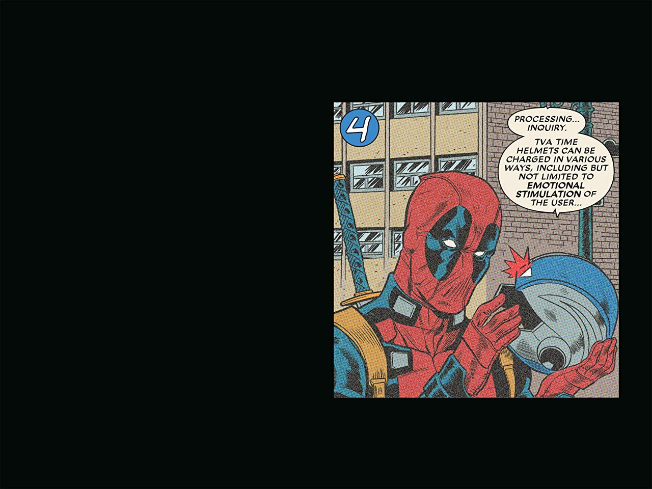 You Are Deadpool (2018) #2 (of 5)