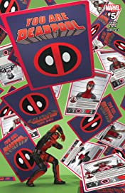 You Are Deadpool (2018) #5 (of 5)