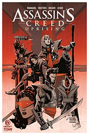 Assassin's Creed: Uprising No.12