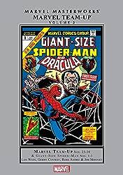 Marvel Team-Up Masterworks Vol. 3