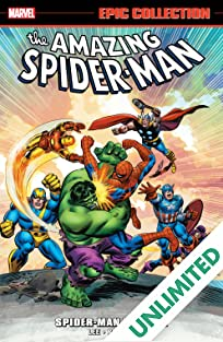 Amazing Spider-Man Epic Collection: Spider-Man No More