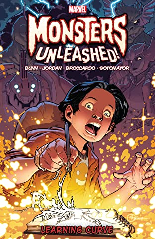Monsters Unleashed Tome 2: Learning Curve