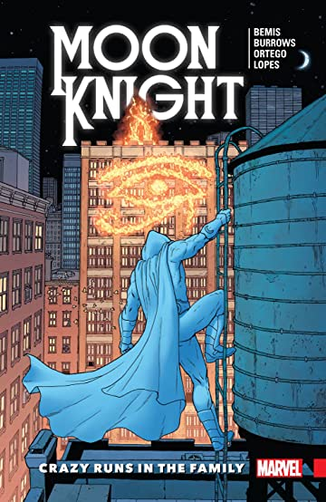 Moon Knight: Legacy Vol. 1: Crazy Runs In The Family
