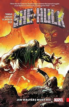 She-Hulk Tome 3: Jen Walters Must Die